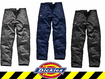 New Dickies Redhawk Action Combat Work Wear Cargo Trousers Or Knee Pads Free P&P • 10.91£
