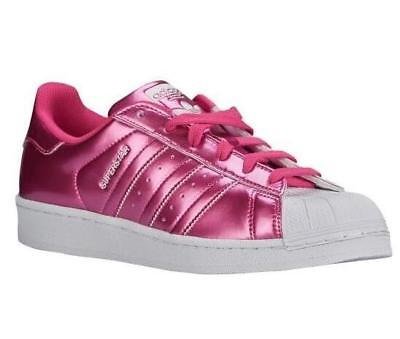 uk availability 22be1 d6eff Adidas Da Donna Superstar W Rosa Metallico Da Ginnastica Sintetici Aq2868 •  78.45€
