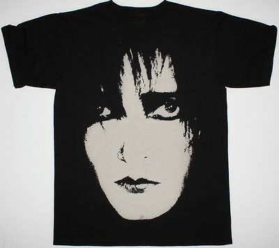 Siouxsie And The Banshees Sioux Face Mens Black T Shirt Post Punk Gothic • 17.14£