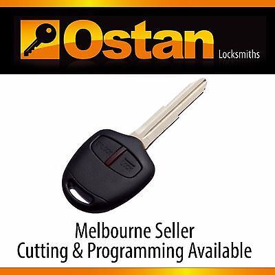 AU80 • Buy Complete Integrated Key & Remote To Suit Mitsubishi Triton ML & MN (Aftermarket)