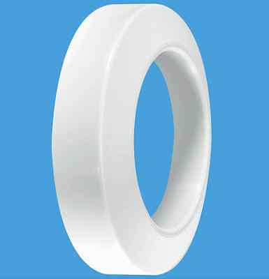 McAlpine Toilet Pan Connector Or 110mm Soil Pipe Wall Flange Hole Cover WC17-90 • 6.49£