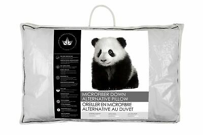 View Details Canadian Down & Feather Co - Microfiber Down Alternative Pillow Machine Washable • 39.99$ CDN