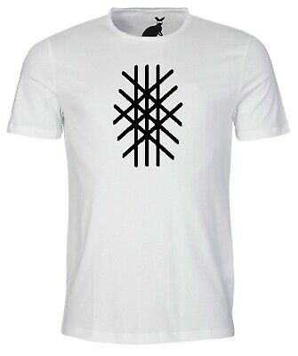 Web Of Wyrd Symbol Of Fate Mens T Shirt Skulds Net Saxon Norse Viking Life Tree • 7.99£