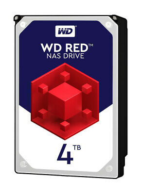 View Details WD Red (4TB) 3.5 Inch SATA Internal Hard Disk Drive For NAS • 113.08£