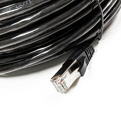 AU40 • Buy Pre Made High Quality Outdoor Cat6A Shielded/waterproof UV Rated Cable