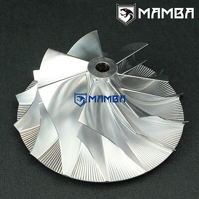 AU305.02 • Buy MAMBA Turbo Billet Compressor Wheel For Garrett TV8134 (88mm / 117.57mm) 7+7