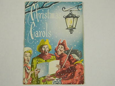 $ CDN6.81 • Buy Vintage Christmas Carol Book Given By State Planters Bank & Trust 13 Songs Color