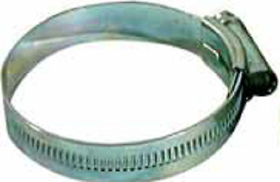 Steel Worm Drive Jubilee Pipe Clip - 10 Pack - Water Irrigation - 3 Sizes • 15.95£
