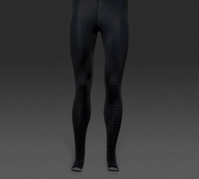 2XU Mens Power Recovery Compression Tights (Black/Black) • 107.01£