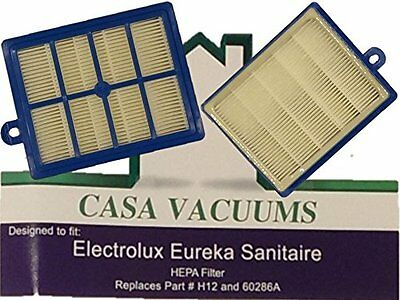 Electrolux H12 Hepa Filter EL012W Fits Oxygen, Jet Maxx, Harmony Canister Vacuum • 5.78£