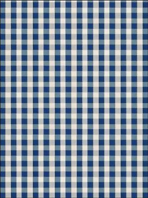 £3.49 • Buy Blue Gingham Pattern Background Edible CakeTopper Wafer Icing Decoration