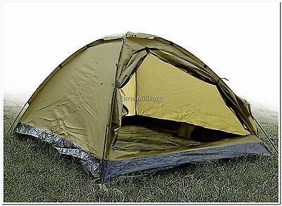 AU90.18 • Buy IGLU Standard Two Man Military Army Shelter Tent - Coyote - Brand New