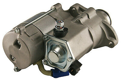 $159.99 • Buy Ultima Plain Thunderfire 1.4kw Starter For 06-Later Dynas & 07-Later Big Twins