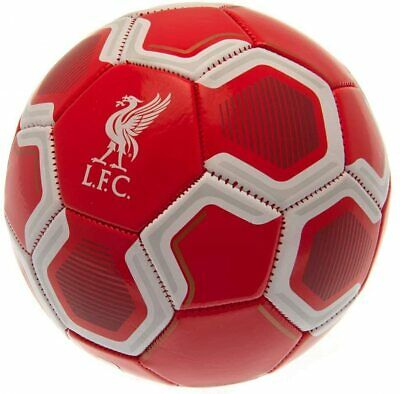 Liverpool FC Official Football-Size 1, 3, 4 Or 5 GIft Idea • 8.99£