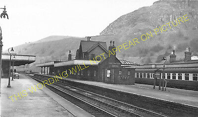 Miller's Dale Railway Station Photo. Peak Forest -Monsal Dale. Chinley Line (25) • 3.50£