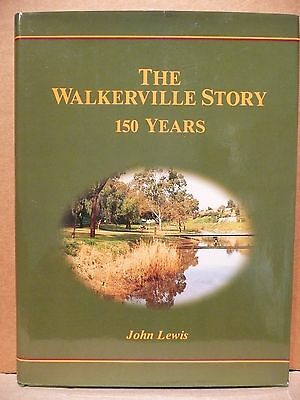 AU14.99 • Buy The Walkerville Story 150 Years By John Lewis South Australia