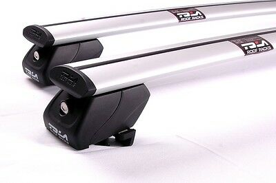 AU179 • Buy 2xNEW Roof Rack / Cross Bar For Mitsubishi Outlander 2013-2021 Connect Side Rail
