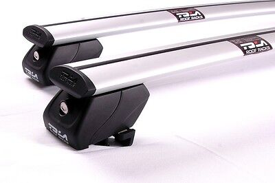AU179 • Buy 2x NEW Roof Rack / Cross Bar For Mitsubishi Asx 2010 - 2021 Connects Side Rail