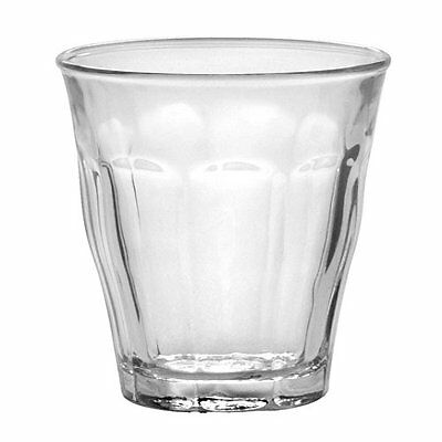 £6.99 • Buy Duralex Water Glass TOUGHENED GLASS Assorted Size Wave /Unie/ Picardie/Provence