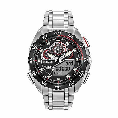 bb2009a6d32 Citizen Eco-Drive Men s JW0111-55E Promaster Racing Chronograph 44mm Watch  • 229.99