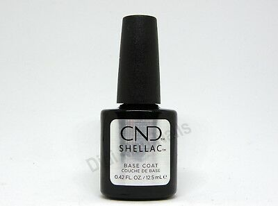 AU22.44 • Buy CND Shellac UV Base Coat .42 Oz
