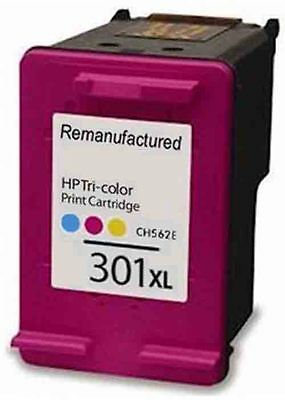 £12.83 • Buy Refilled Ink For HP 301XL Colour Ink Cartridge For Deskjet 1050A All In One