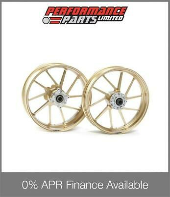 $2560.65 • Buy Gold Galespeed Type R Wheels Suzuki GSXR1000 2003-2004 0% Finance 4