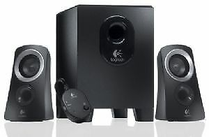 AU137.50 • Buy NEW SPL-Z313 980-000414, LOGITECH Z313 SPEAKERS 2.1 2.1 STEREO,COMPACT SUBWO.e.