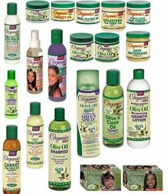 £6.64 • Buy Organics Africa's Best Afro Hair Care Products Hair Care** Full Range**