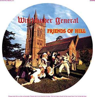 £19.99 • Buy Witchfinder General - Friends Of Hell NEW 12  Picture Disc