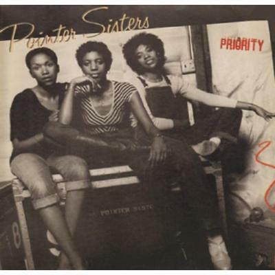Pointer Sisters - Priority NEW CD • 9.54£
