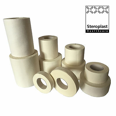 Premium Grade Sports Zinc Oxide (zo) Support Tape Tearable Strapping White • 6.99£
