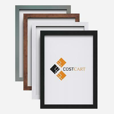 Poster Frame Photo Frames Modern Picture Frame Wood Effect Various Square Sizes • 13.92£