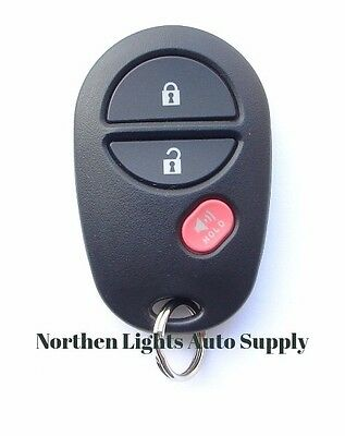 $ CDN13.31 • Buy New Replacement Key Remote Control Transmitter Clicker Keyless Entry GQ43VT20T