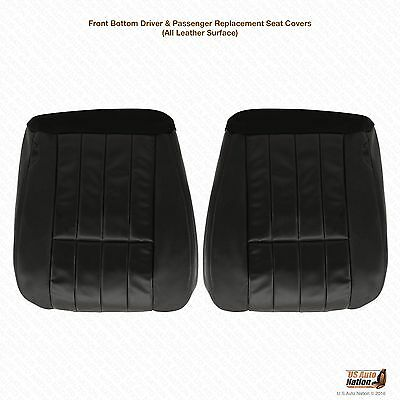 $286.50 • Buy 2005-2007 Ford F-250 Harley Davidson Driver/Passenger Bottom Leather Seat Cover