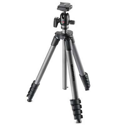 AU148.85 • Buy Manfrotto Compact Advanced Tripod With Ball Head (AUST STK)