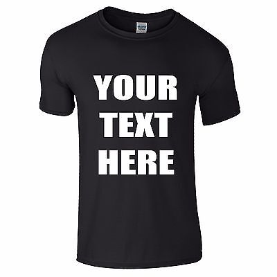 £10 • Buy Text Printed T-shirts - Personalised, Stag Nights, Work, Fun, Your Words!