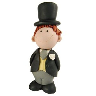 £6.69 • Buy Groom Cake Topper Figure - Ideal For Wedding Cakes, We Also Sell The Bride