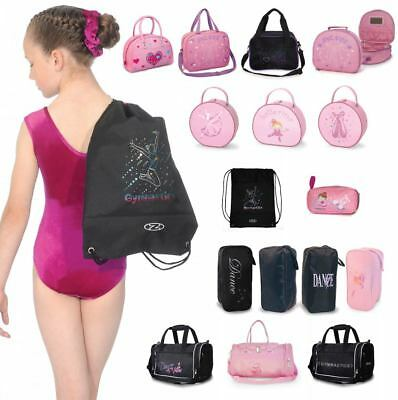 Various Brand New Roch Valley Dance Bag Holdall Vanity Case Ballet Tap Modern • 19.40£