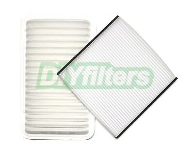 $12.05 • Buy Combo Set Air Filters Fit Camry Sienna Solara ES300 ES330 RX330 Fast Ship