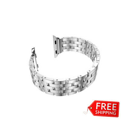 AU24.95 • Buy HOCO Stainless Steel Apple Watch Band (5 Pointers) - Silver 38mm
