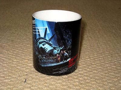 Escape From New York Advertising MUG • 7.99£