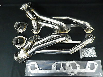 AU379 • Buy  Valiant Vn Vj Vk  Sb / V8 With Rack And Pinion Stainless Clipster Headers (115)