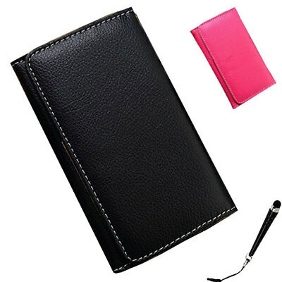 AU8.99 • Buy Wallet Money Card Leather Case Cover For OPPO A71 / A73 / A77 + FREE Stylus