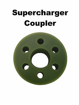 $10.99 • Buy Supercharger Coupler Isolator Fits Eaton M112 Jaguar Ford Mustang Land Rover