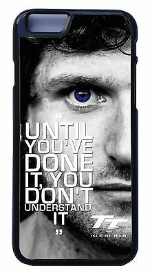 Isle Of Man TT Guy Martin Quote Mobile Phone Case Cover For IPhone Or Samsung • 9.99£