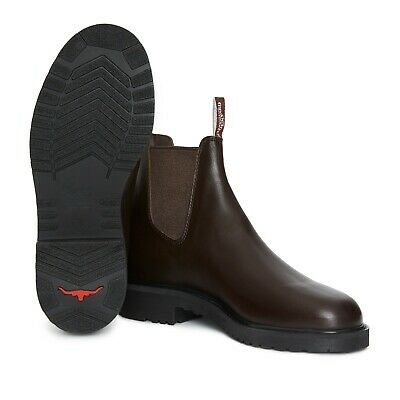 AU220 • Buy RM Williams Stockyard Work Boot - Only $220 RRP $250