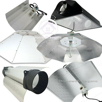 Adjust A Wing, Parabolic Reflector, Cool Tube, Square Air-Cooled, Euro Barn Hood • 64.85£