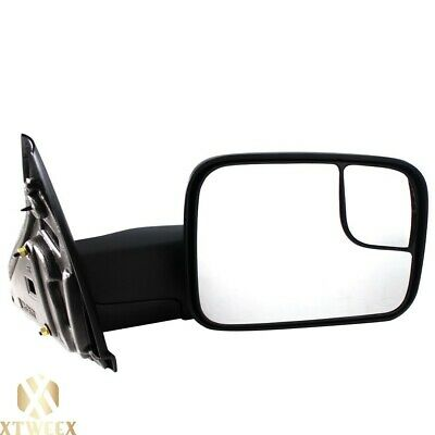 $72.92 • Buy Right Passenger Side Manual Towing Mirror For 02-08 Ram 1500 03-09 2500 3500