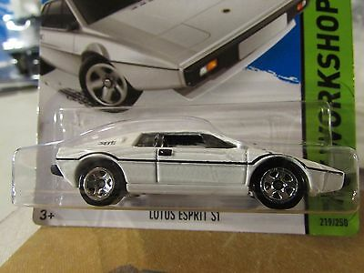 $ CDN5.34 • Buy Hot Wheels Lotus Esprit S1 James Bond 007 The Spy Who Loved Me White